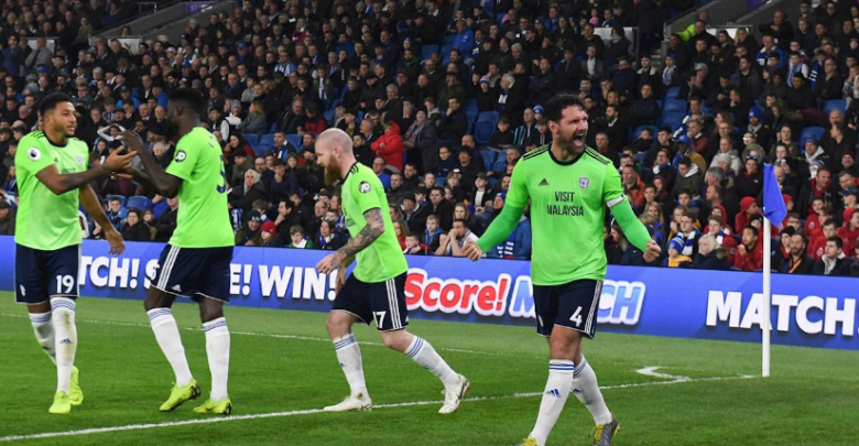 Photo of Brighton lost at home to Cardiff City 0-2: Premier League Highlights [Video]