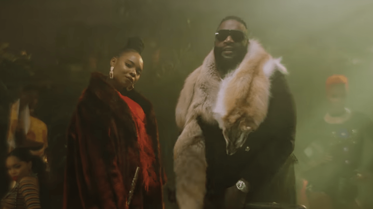Yemi Alade x Rick Ross 'Oh My Gosh' video