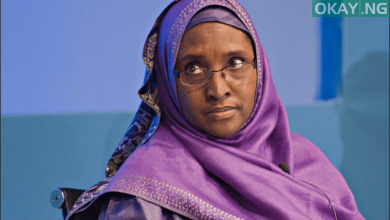 Zainab Ahmed Okay ng 390x220 - FG will not rush to remove fuel subsidy – Finance minister, Zainab Ahmed