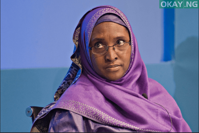 Zainab Ahmed Okay ng - FG will not rush to remove fuel subsidy – Finance minister, Zainab Ahmed
