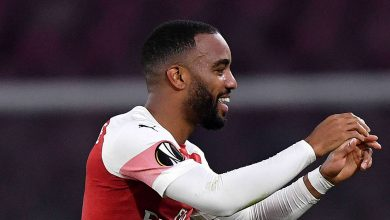 alexandrelacazette cropped bln1mif7ape415psi2v182o0k 390x220 - Arsenal qualifies for semis after defeating Napoli 1-0: UEFA Europa League Highlights [Video]