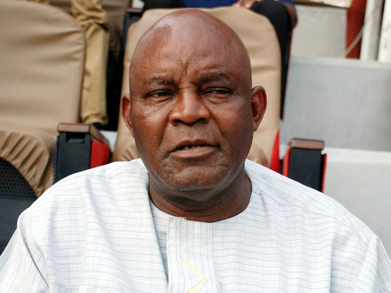 Photo of Christian Chukwu battling with prostate cancer