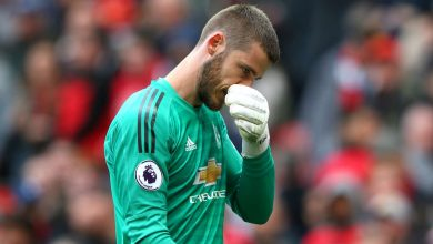 david de gea cropped 1jxwx4nzb4y8t1jv3ulb73vl5z 390x220 - Manchester United draw Chelsea 1-1 in Premier League game [Video]