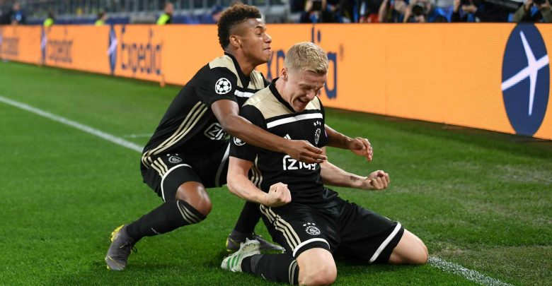 Photo of Ajax defeats Juventus 2-1: UEFA Champions League Highlights [Video]