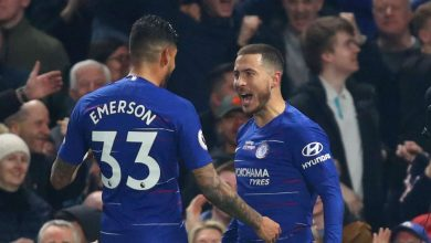 edenhazard cropped 18ydbxohe17dr1bs62xek6cpj2 390x220 - Chelsea secures 2-0 win against West Ham: Premier League Highlights [Video]