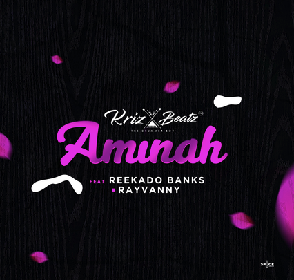 "Photo of Listen to Krizbeatz's new song ""Aminah"" feat. Reekado Banks, Rayvanny [Audio]"
