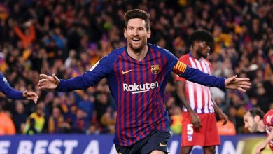 messi cropped oakhf8b02br1812bqlpq049f 390x220 - Barcelona beats Atletico Madrid 2-0: LaLiga Highlights [Video]