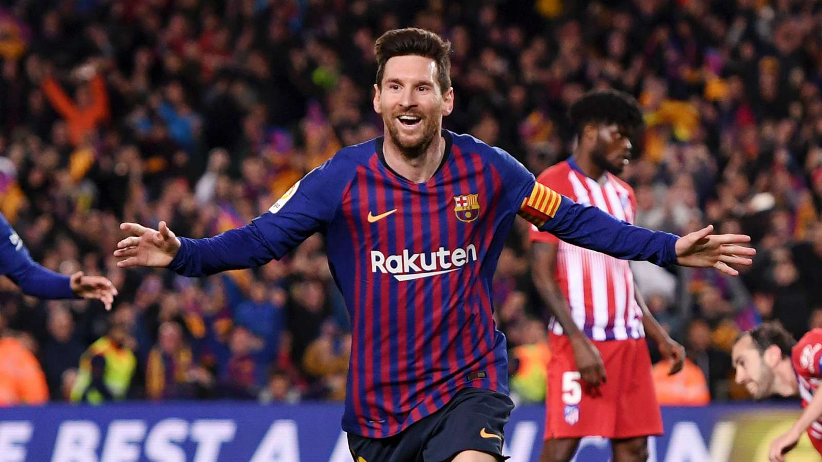 Photo of Lionel Messi named 2018/19 #UCL Forward of the Season