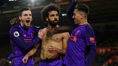 mohamed salah cropped 1nhowj6jyorf41qrw889z0511p 390x220 - Southampton vs Liverpool 1-3: Premier League Highlights [Video]