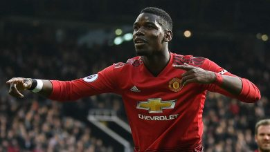 paul pogba cropped mna3g9c60eh51amiwsfr2fxde 390x220 - Manchester United defeats West Ham 2-1: Premier League Highlights [Video]