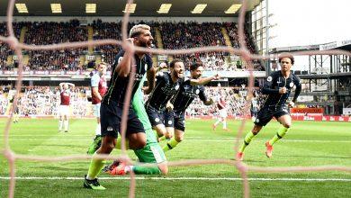 sergio aguero mx058gs24zqa1bjvtkd9xh939 390x220 - Manchester City defeat Burnley 1-0 to top Premier League table [Video]