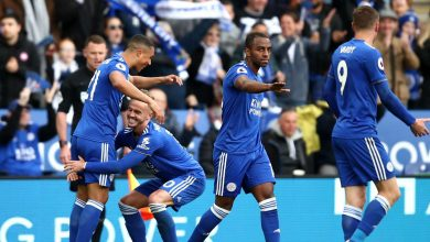 youri tielemans cropped 1ogezhkzf4p0m15svctsv0lngo 2 390x220 - Leicester City thrash Arsenal 3-0 in Premier League clash [Video]