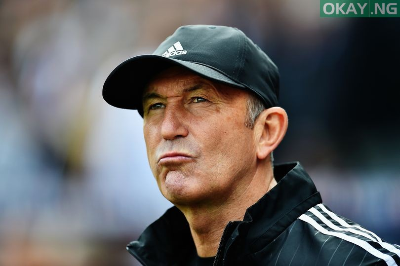 Middlesbrough sack Tony Pulis