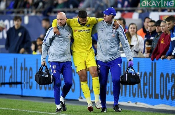 Photo of Ruben Loftus-Cheek ruled out for at least six months due to an Achilles Injury