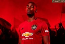 0 adidas and Manchester United launch 201920 home kit 1 220x150 - Manchester United Unveil New Home Kit for 2019-2020 Season [See Photos]