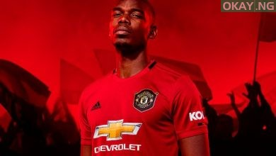 0 adidas and Manchester United launch 201920 home kit 1 390x220 - Manchester United Unveil New Home Kit for 2019-2020 Season [See Photos]