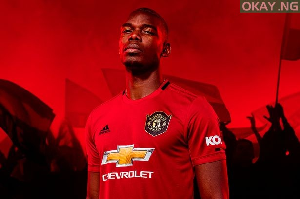0 adidas and Manchester United launch 201920 home kit 1 - Manchester United Unveil New Home Kit for 2019-2020 Season [See Photos]