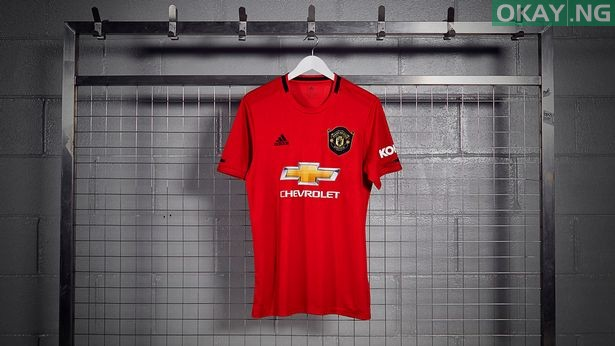0 adidas and Manchester United launch 201920 home kit 3 - Manchester United Unveil New Home Kit for 2019-2020 Season [See Photos]