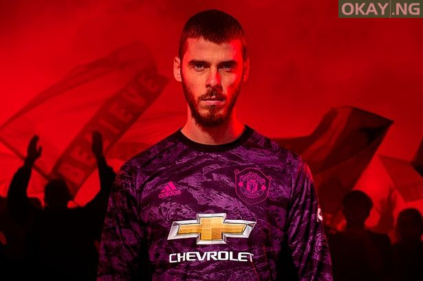 0 adidas and Manchester United launch 201920 home kit 4 - Manchester United Unveil New Home Kit for 2019-2020 Season [See Photos]
