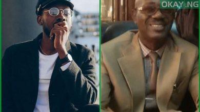 Adekunle Gold father Okay ng 390x220 - Adekunle Gold finally speaks on father's death