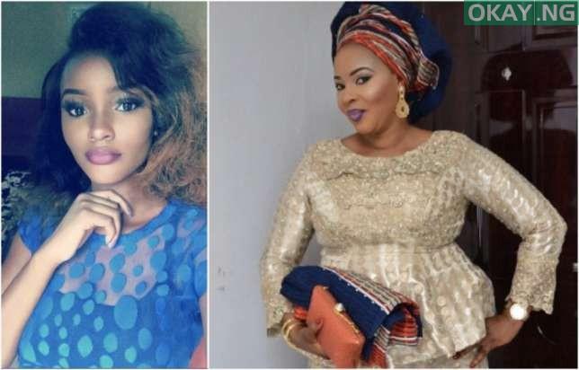 Moji Olaiya's daughter and her