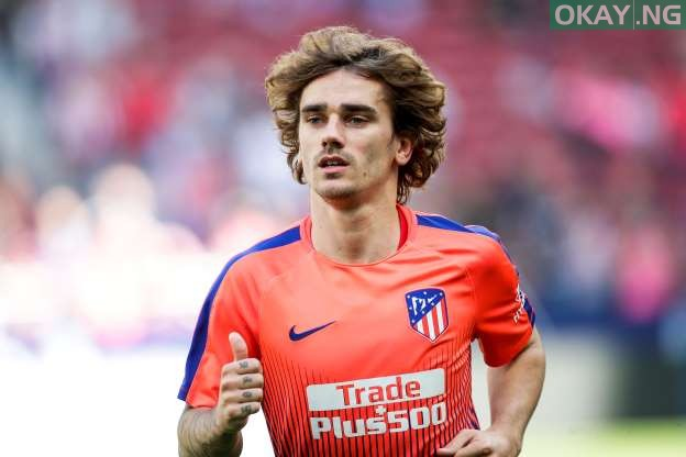 Photo of Griezmann bids farewell to Atletico Madrid fans
