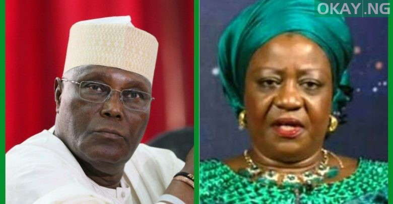 Photo of Atiku warns Buhari's aide, ask for N500m damages, apology over defamatory comments
