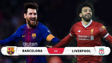 Barcelona vs Liverpool 1 390x220 - Champions League: Barcelona vs Liverpool – Starting Line-up
