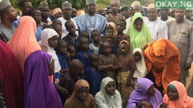 Zamafara Governor donates half of monthly salary to orphanage