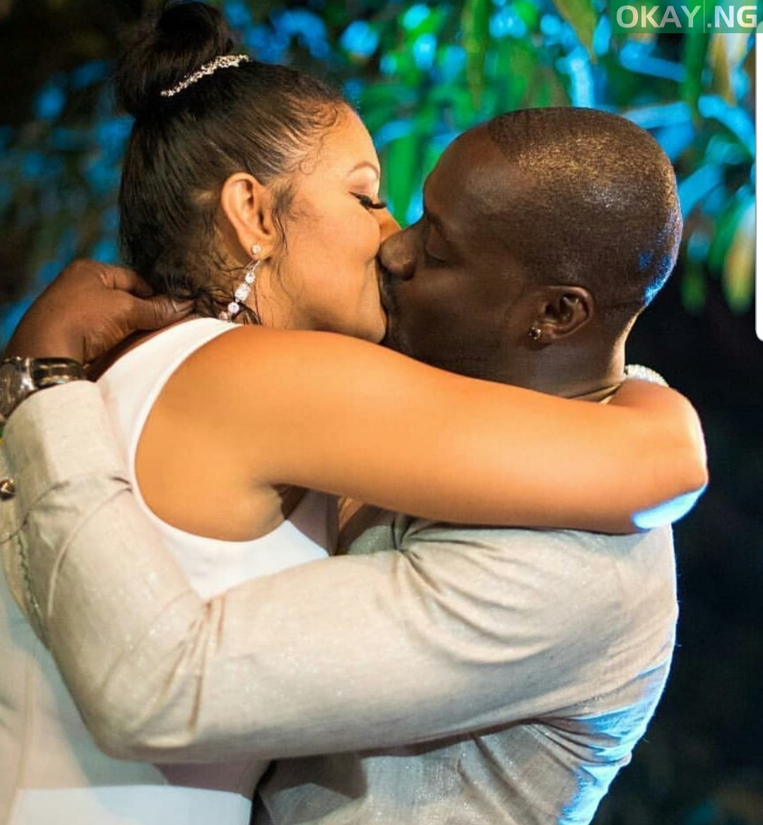 Bettie Jennifer and Chris Attoh Okay ng - Chris Attoh's wife Bettie Jennifer killed in US