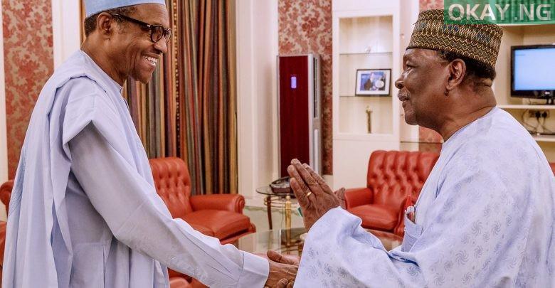 Photo of Buhari congratulates Gowon on 85th birthday