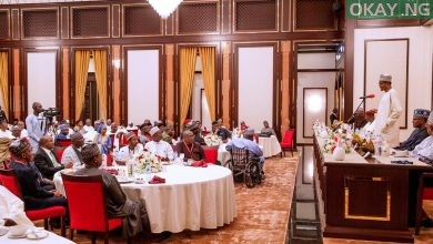Buhari Ramadan fast okay ng 1 390x220 - How Buhari hosted Dangote, Otedola, others to break Ramadan fast [Photos]