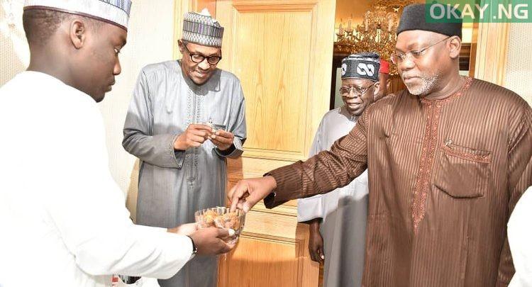 Photo of Buhari hosts Tinubu, others to iftar dinner in Saudi [Photos]