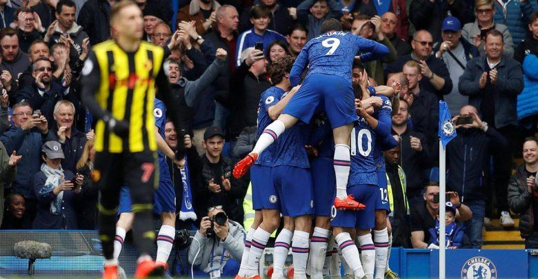 Photo of Chelsea thrash Watford 3-0 in Premier League clash [Video]