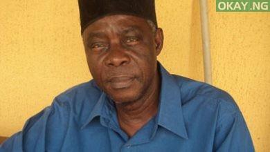 Chief Eddie Ugbomah Okay ng 390x220 - Breaking! Veteran filmmaker, Eddie Ugbomah is dead