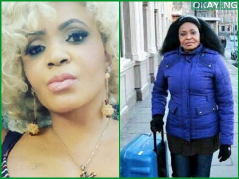 Cossy mother Okay ng - Cossy Orjiakor bereaved, loses mother