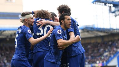 D50fLEsXoAMHza7 390x220 - Chelsea 3-0 Watford: The Blues will be playing in UEFA Champions League next season
