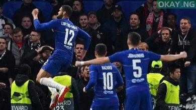 D6KCChPWwAAYxc  390x220 - Chelsea eliminate Eintracht Frankfurt from Europa League 4-3 on penalty [Video]