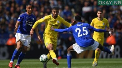 Leicester City played out a goalless draw against Chelsea