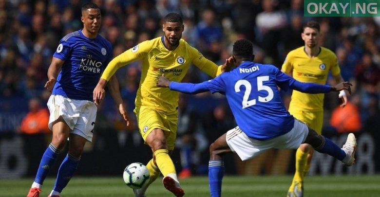 Photo of Leicester City draw Chelsea 0-0 in Premier League game [Video]