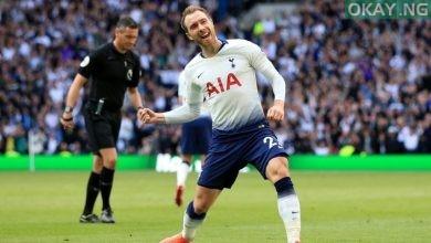 Tottenham 2-2 Everton