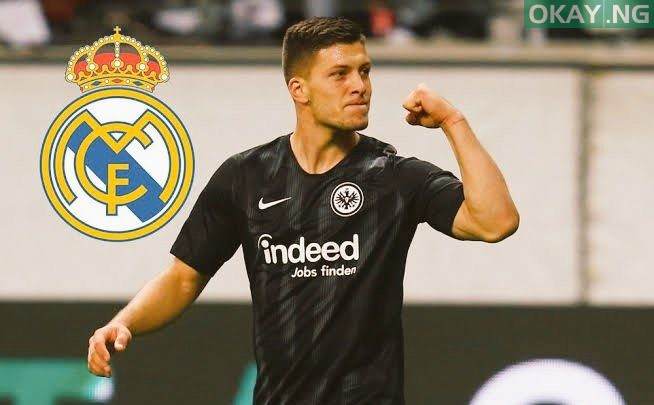Photo of OFFICIAL: Luka Jovic joins Real Madrid from Eintracht Frankfurt for £52.4million
