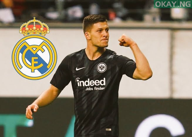 D6wE1FkW4AAXCuM - OFFICIAL: Luka Jovic joins Real Madrid from Eintracht Frankfurt for £52.4million