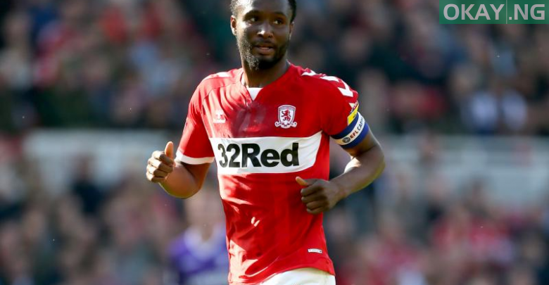 Photo of John Mikel Obi among four other players to leave Middlesbrough this summer
