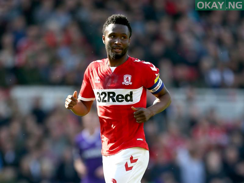 Nigeria international, John Mikel Obi