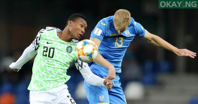 Photo of U-20 World Cup: Nigeria draw Ukraine 1-1, get through next stage
