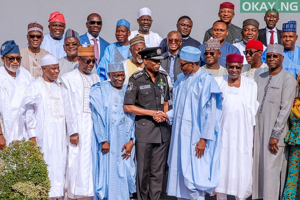 Mohammed Adamu confirmed as Inspector-General of Police (IGP)