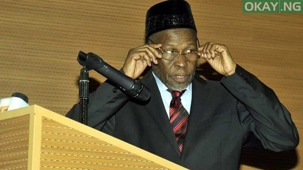 Ibrahim Tanko Muhammad Okay ng - Acting CJN accused of falsifying his age, dragged to court