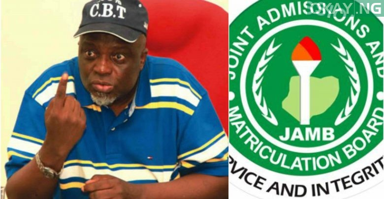 Photo of JAMB parades top staff for collecting bribe from admission seeker