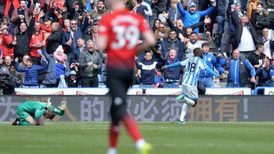 Man U Hud Okay ng 390x220 - Manchester United draw Huddersfield 1-1 in Premier League game [Video]